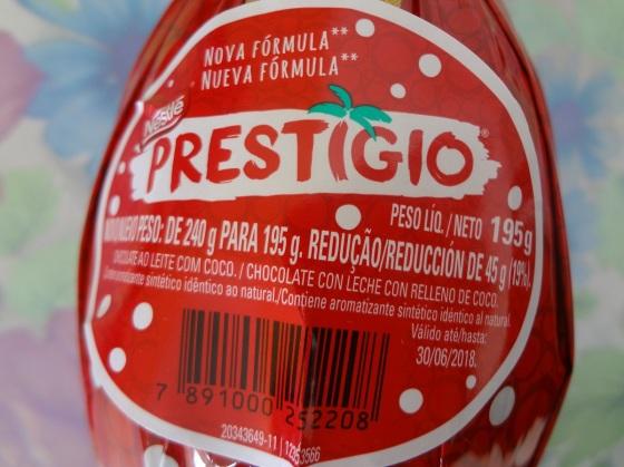 ovo prestígio
