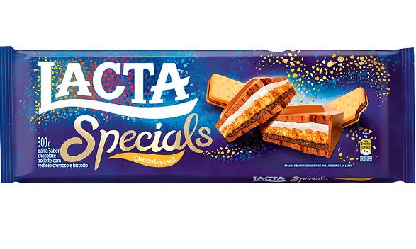 Lacta Specials Chocobiscuit (300g)b