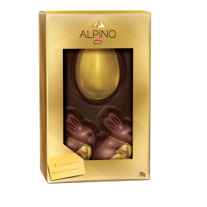 Ovo Alpino + 2 Coelhos - 300g