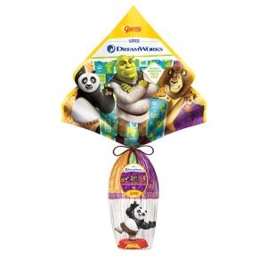 Ovo Garoto Dreamworks Kung Fu Panda - 150g