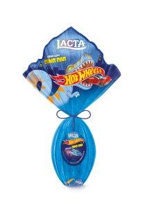 Ovo Lacta Hotwheels (157g)