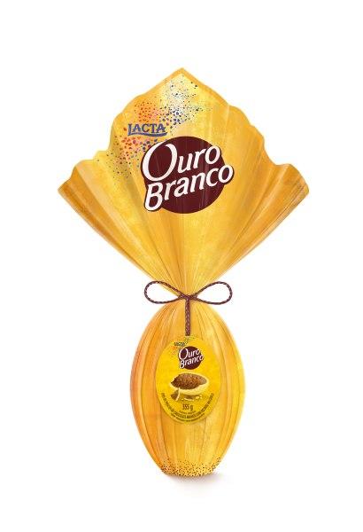 Ovo Ouro Branco (355g)